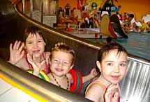 Therme Lutzmannsburg Kinder und Baby Therme